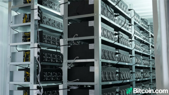 Chinese Firm Invests $25 Million in 'Cryptocurrency Mining Data Center' in Texas