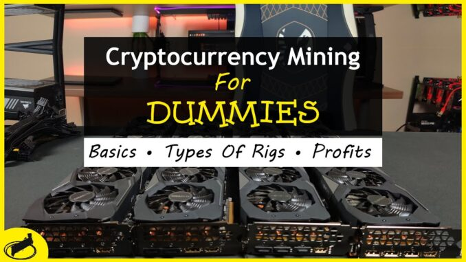 Cryptocurrency Mining For Dummies - FULL Explanation   EIP-1559, ETH2.0