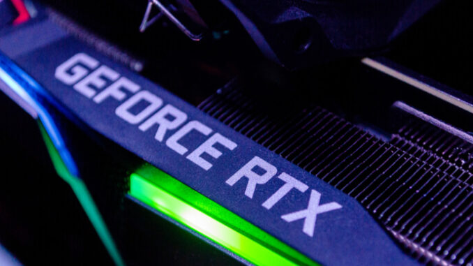 Nvidia Limits Crypto Mining for GeForce Cards