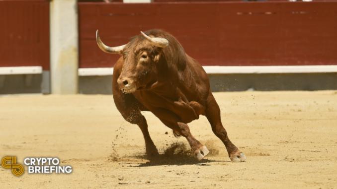 """Crypto Bull Market """"Definitely Not Over"""": 3AC's Su Zhu"""