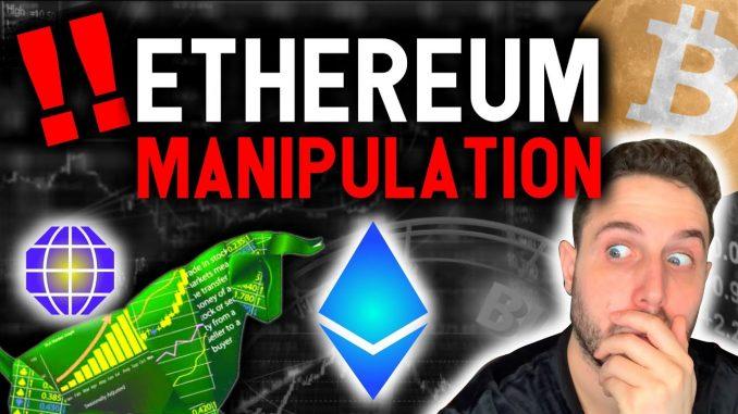 ETHEREUM MANIPULATION! DO NOT BE FOOLED! ETH insane next move REVEALED!