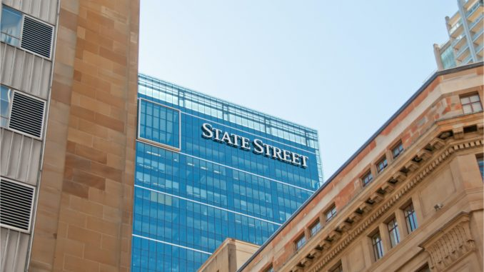 Financial Giant State Street Launches Digital Finance Division