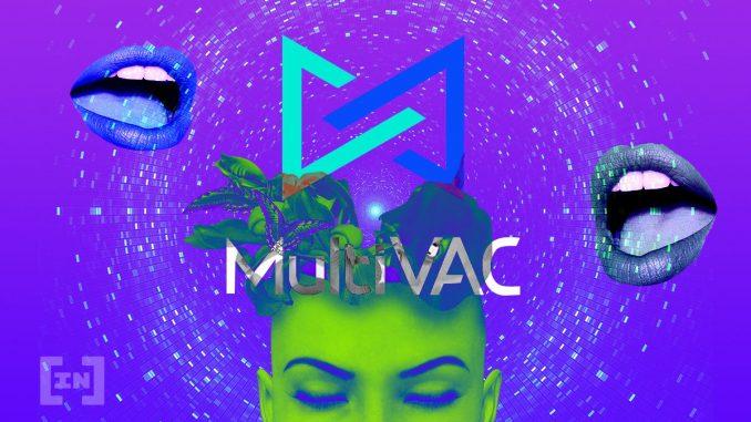 MultiVAC Blockchain Mainnet Launch Brings New Era of Development