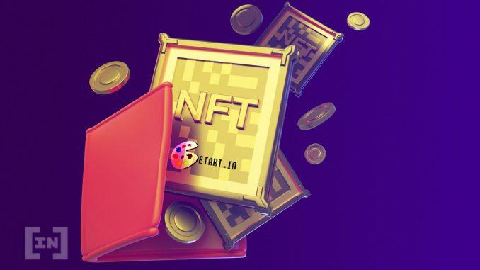 Rapid Growth of NFT Platform Getart.io