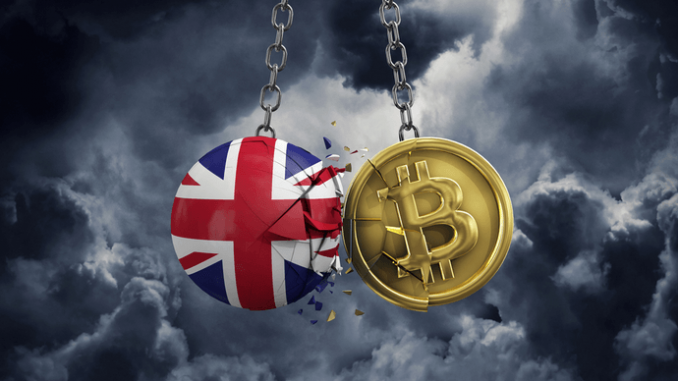 UK's financial watchdog lists 111 unregulated crypto firms