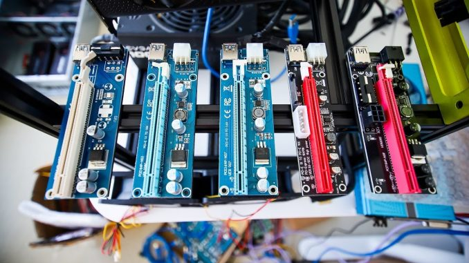 Which Crypto Mining PCIE Risers Do YOU Prefer?
