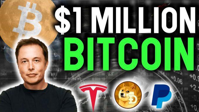 $1 MILLION BITCOIN INCOMING! ELON MUSK REVEALS HIS SECRET LOVE FOR BTC