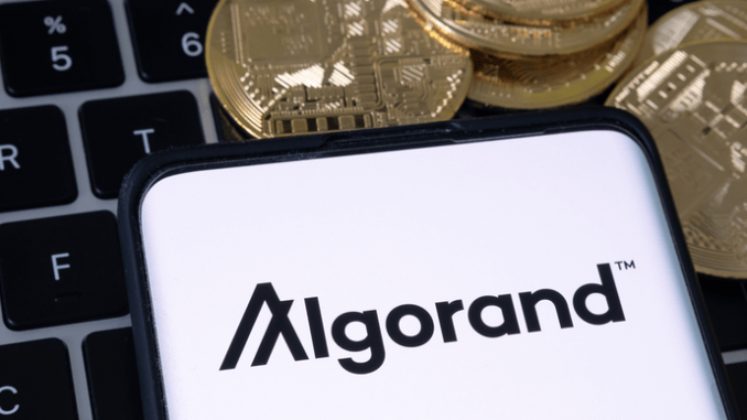 Algorand announces latest protocol upgrade