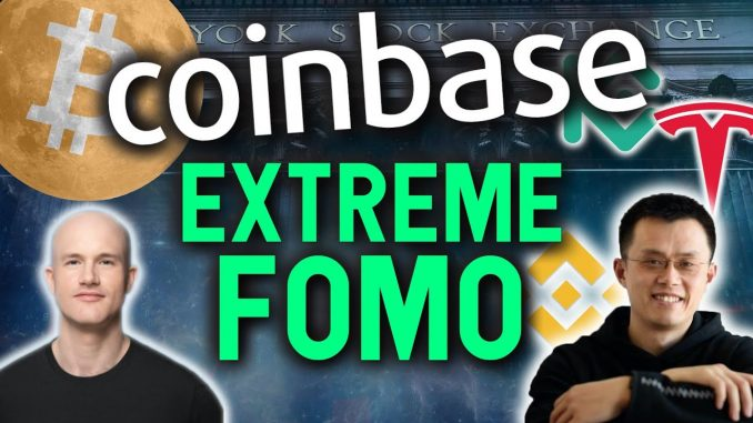 COINBASE IPO DRIVING EXTREME FOMO! These altcoins DOMINATING with gains