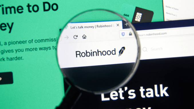 FINRA hits Robinhood with a $70 M penalty