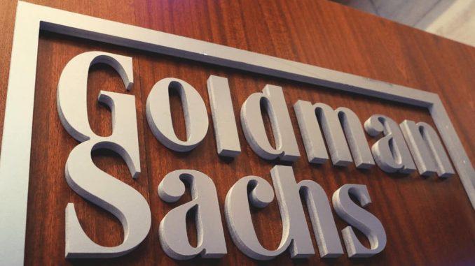 "Goldman Sachs Files for ""DeFi"" ETF to Track Tech Giants"