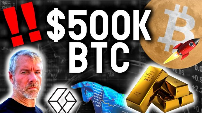 IS IT TOO LATE TO INVEST IN BITCOIN? Path to $500K BTC explained