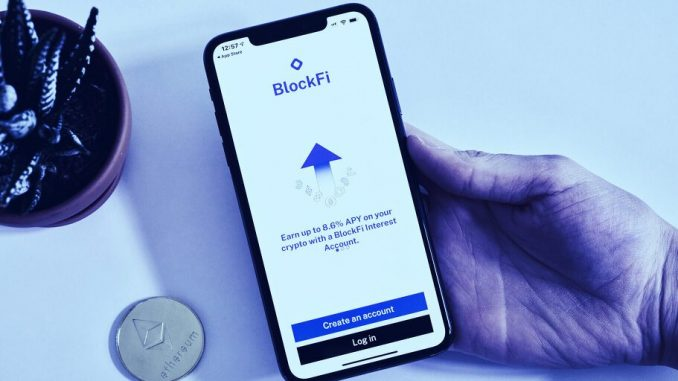 New Jersey Gives BlockFi Another Month Before New Account Ban