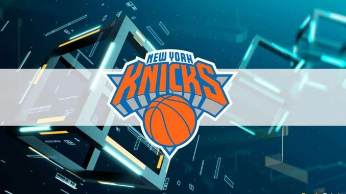 New York Knicks Partners With Sweet to Launch Limited Edition 3D NFTs