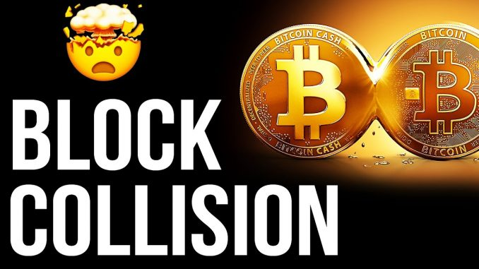 BITCOIN BLOCK COLLISION! Orphan Blocks and Reversed Transactions Explained By Programmer