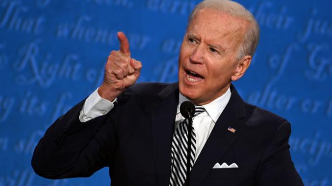 Biden picks PoW over PoS
