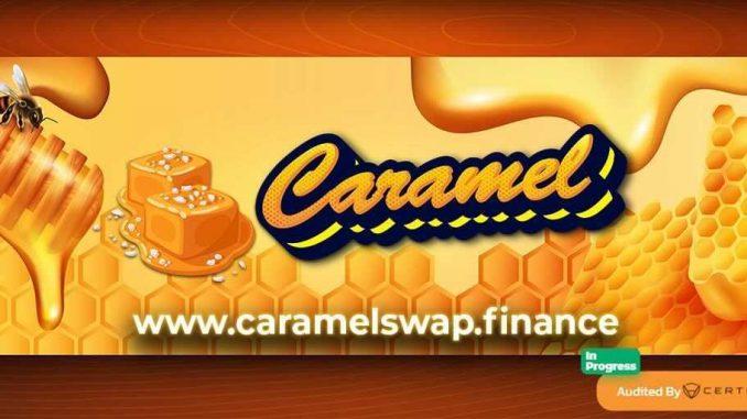 CaramelSwap — Unique Yield Farm, AMM Platform