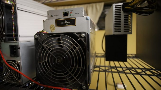 DOGECOIN & Litecoin 1 Month PROFITS On a Bitmain Antminer L3+...