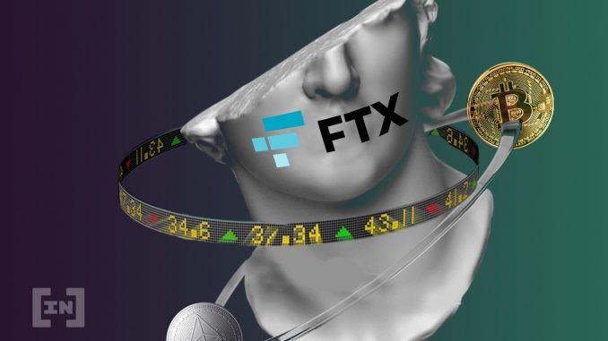FTX Debt Financing Liquid Crypto Exchange