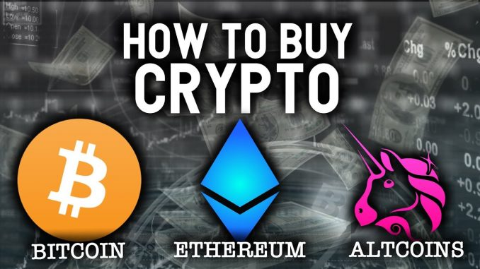 HOW TO BUY BITCOIN, ETHEREUM AND ALTCOINS! (Crypto Investing from Beginner to Advanced)