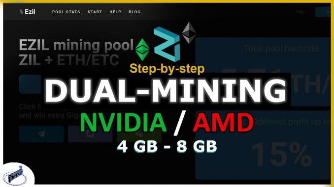 How To Dual Mine ETH/ETC With ZIL - Boost Your 3GB/4GB GPU Profits!