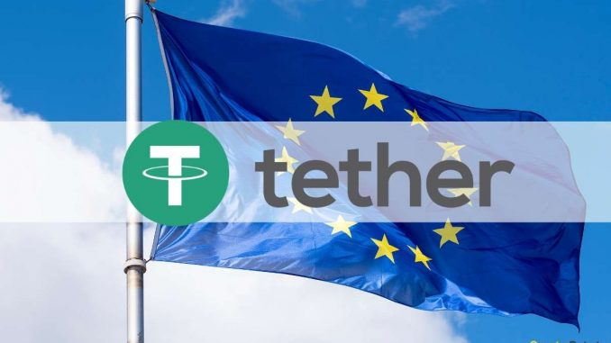 This is The First DeFi Protocol to Support Tether's EURO