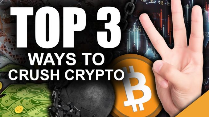 Top 3 Ways to Make Money in Cryptocurrency & Crush the Markets
