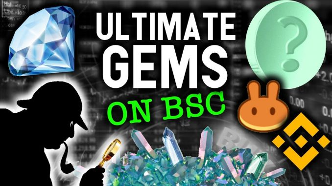 ULTIMATE GEMS ON BINANCE SMART CHAIN! These altcoins could explode with gains!