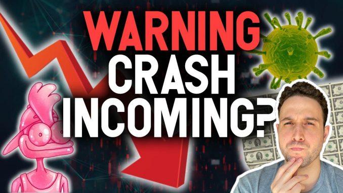 WARNING: CRASH INCOMING?!! Why the markets may repeat March 2020 black swan