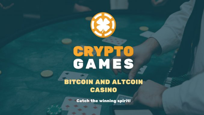 CryptoGames Becomes the Forerunner With the Inclusion of Solana