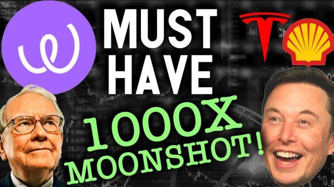 ELON MUSK & WARREN BUFFETT's TOP SECRET ENERGY CRYPTO REVEALED! Insane 1000X Chance to Get Rich