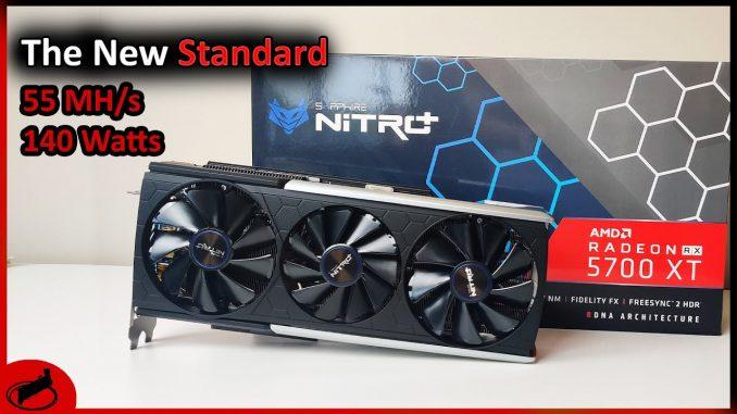 RX 5700 XT Mining Overview | Profitability, Hashrates, BIOS Modding & Overclocking