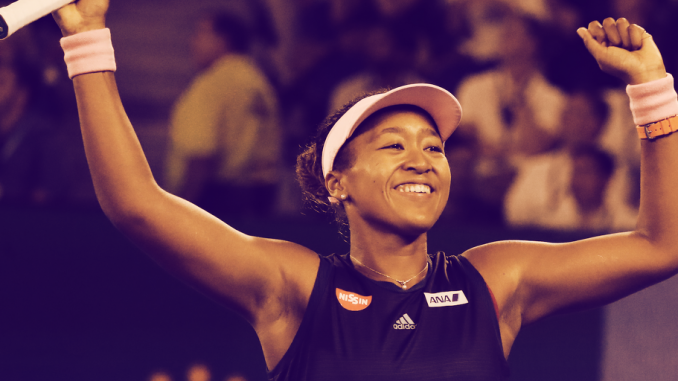Tennis Star Naomi Osaka Says Dogecoin Piqued Her Interest in Crypto, NFTs