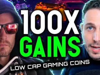 100X GAINS COMING!! Low cap NFT crypto games will create life changing wealth w Alex Becker