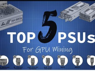 Best Powersupplies For GPU Mining In 2021 - Tips Included