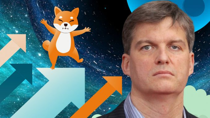 'Big Short' Investor Michael Burry Criticizes Shiba Inu Crypto After SHIB Soars 230% — Says It's 'Pointless'