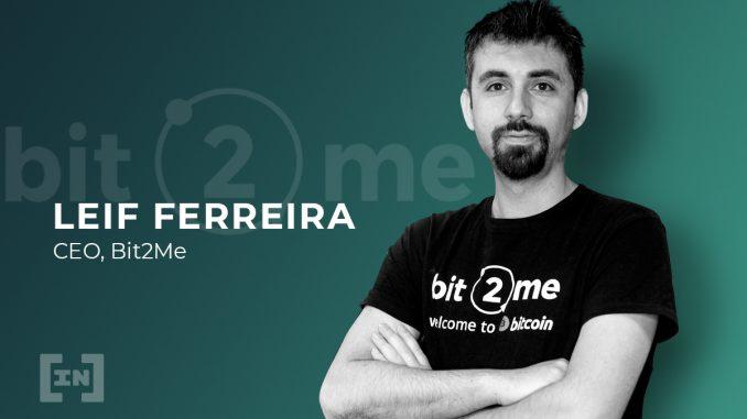 Bit2Me CEO Chats Future Plans After Token Sale Success