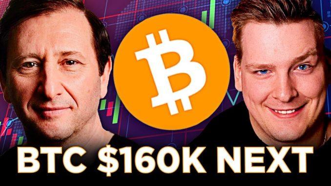 Bitcoin: $160,000 Target by Alex Mashinsky (Time to Be Bullish) @Ivan on Tech Interviews