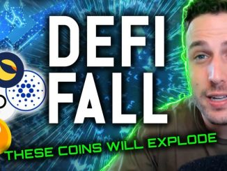 DEFI FALL? These coins will explode with Bitcoin's return to ATH | NFT Cryptocurrency News
