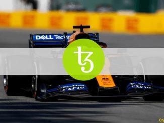 Popular F1 Team McLaren Racing Launches NFTs Platform on Tezos