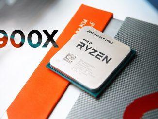 Ryzen 3900X Mining Monero | RandomX
