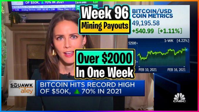 Week 96 | Mining Payouts 2/14/21