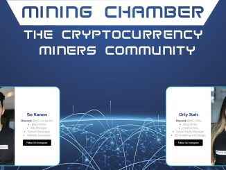 Welcome to Mining Chamber   The Cryptocurrency Miners Community